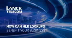HLR lookup provider lanck telecom